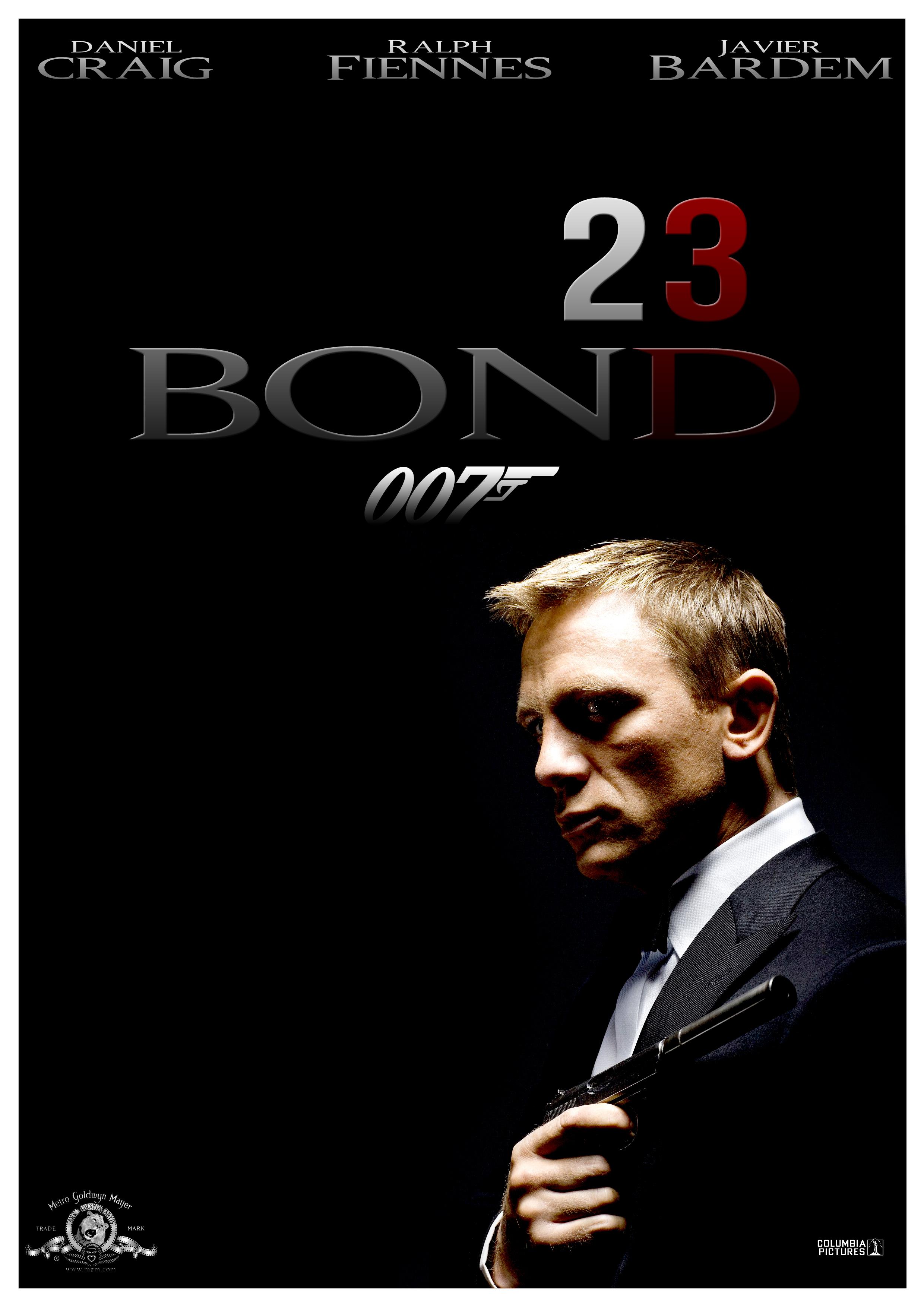 The James Bond 007 Dossier  Skyfall Movie Posters