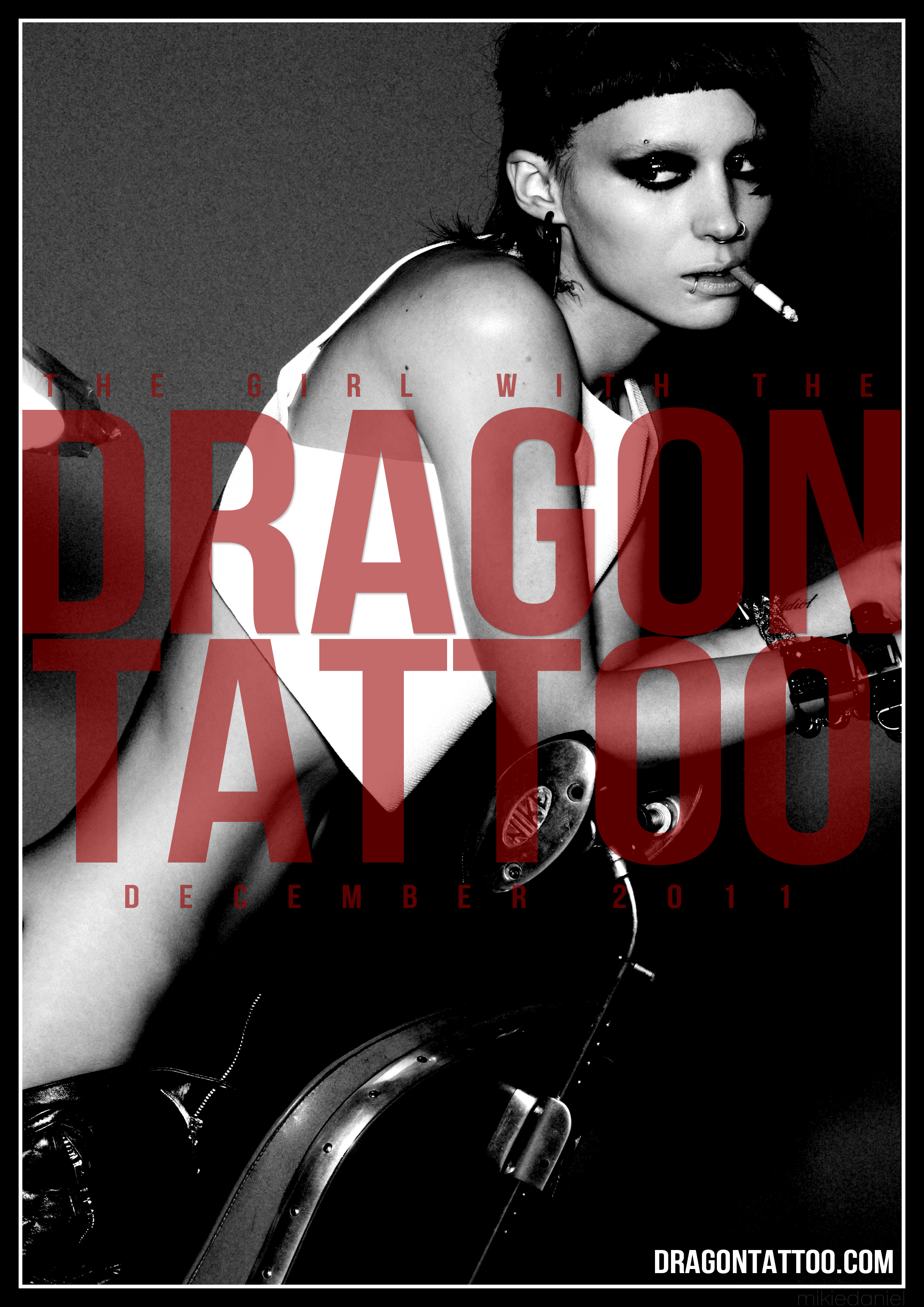 The girl with the dragon tattoo 2011 mikie daniel for Cast of girl with the dragon tattoo