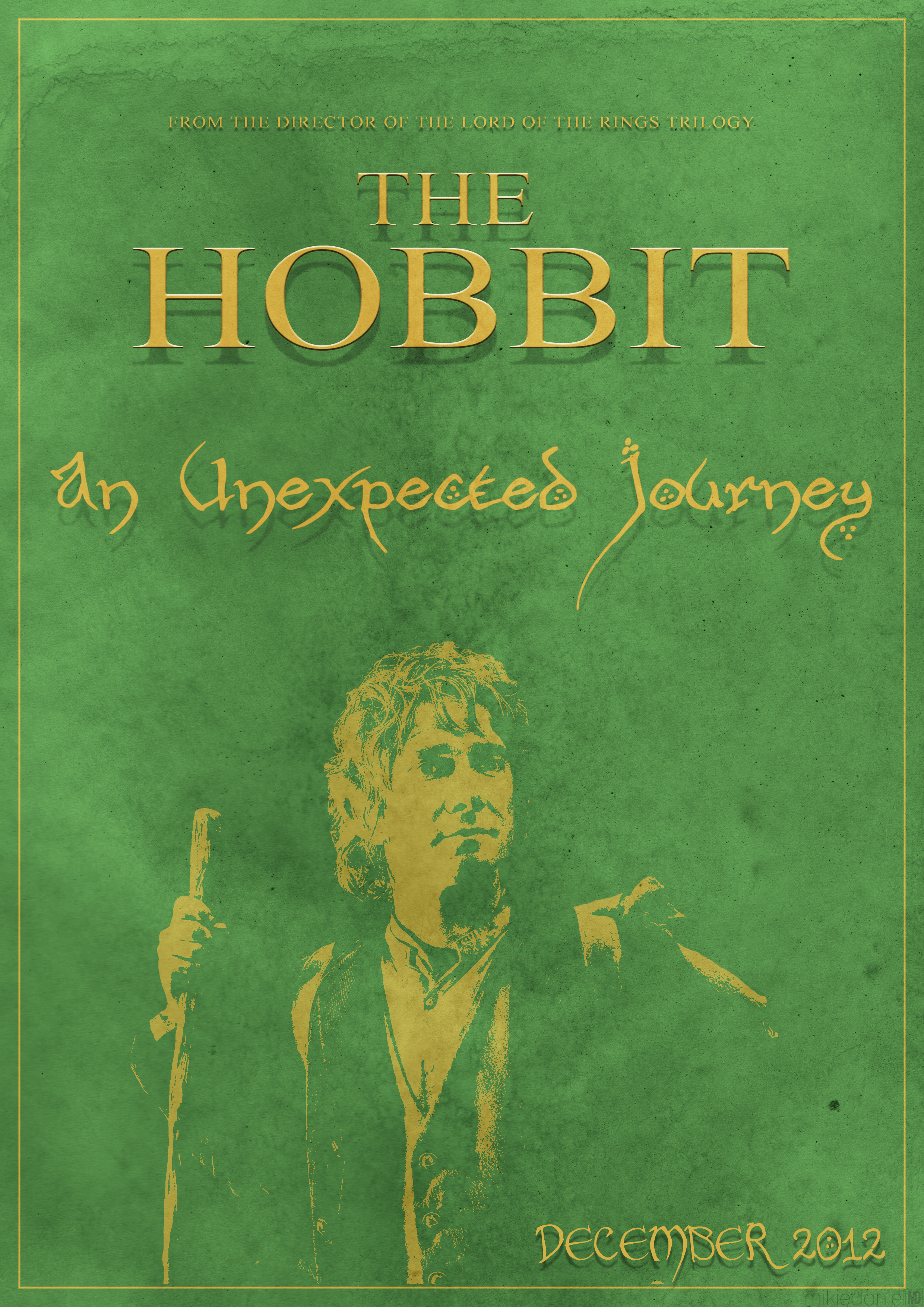 the unexpected journey essay Similar documents to the hobbit essay - journey directed by the infamous peter jackson, the hobbit: an unexpected journey prequels the events pre.